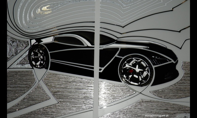 Stained Glass - Prototype of Sport Automobile