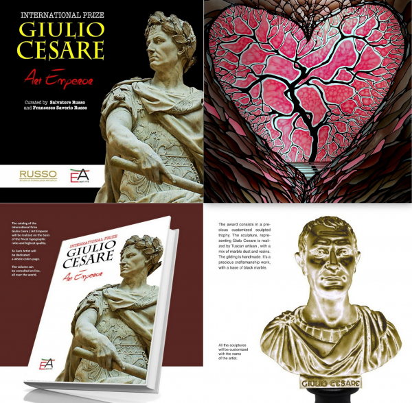 International Prize Giulio Cesare - Art Emperor