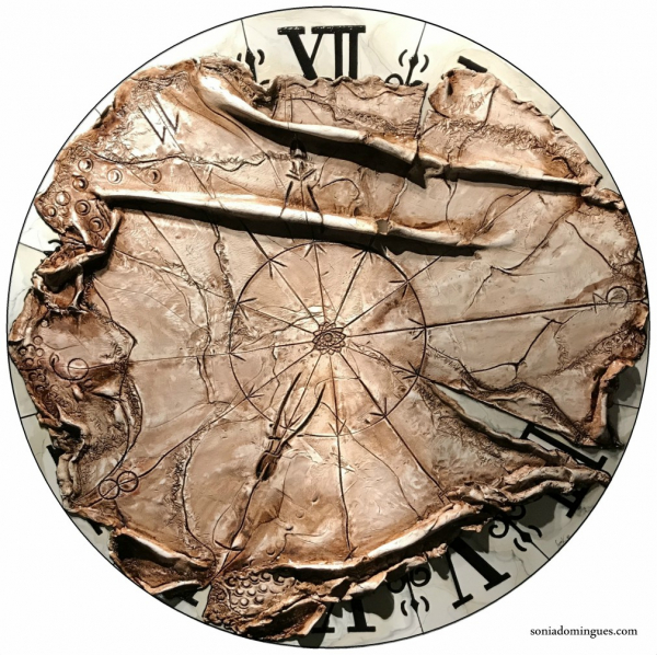 Nr. IV - I Want Tear the Clock of Today's Time and Replace by One, where the Pleasant Activities rules the Time