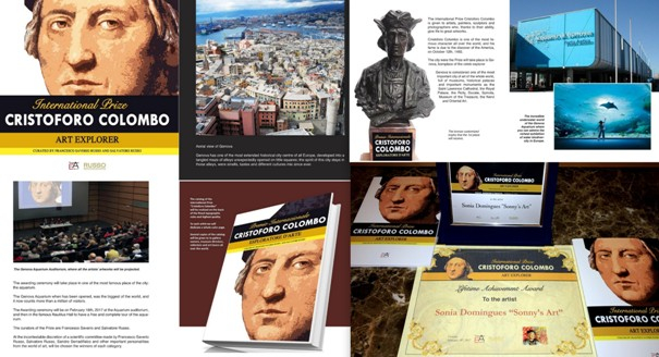 International Prize - Cristoforo Colombo - Genova - Italy