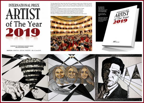 International Prize - Artist Of The Year - 2019