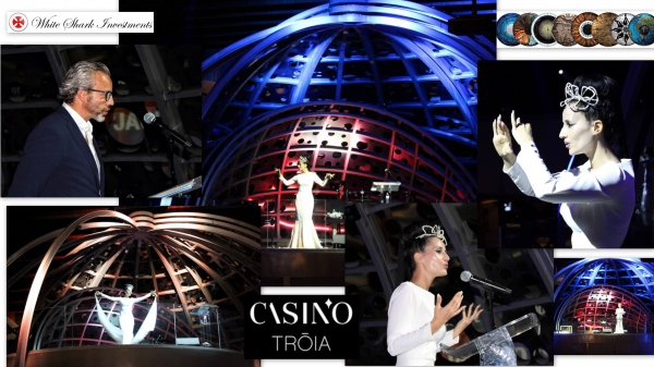 Living Eye Of Life's Collection - Presentation & Exhibition - Casino de Tróia