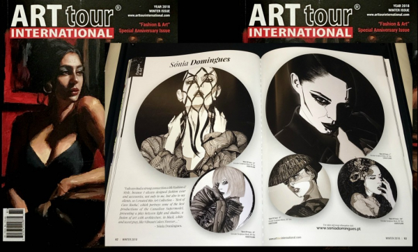 "Winter Edition - ""Fashion in Art"" - ArtTour International"