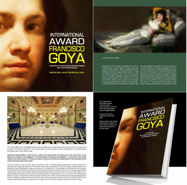 International Award - Francisco Goya