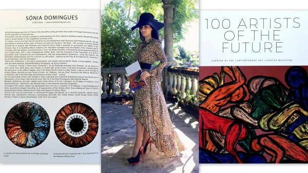 100 Artists Of The Future - Contemporary Art Curator's Book