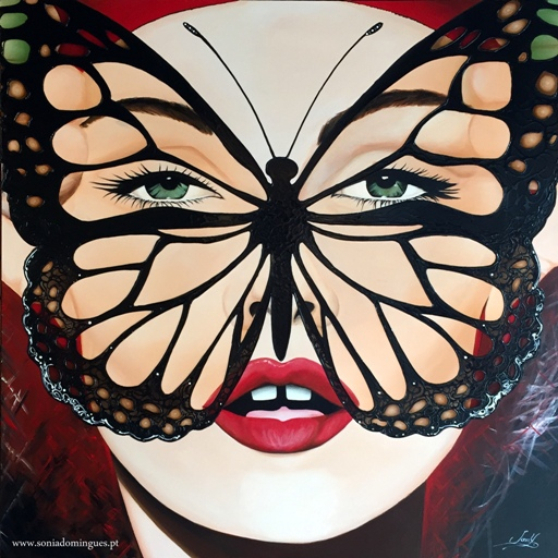 Vanessa Paradis - I have a Butterfly inside me...