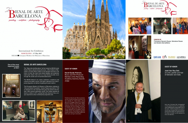 MEAM - Bienal of Barcelona - Museum European Art Modern*