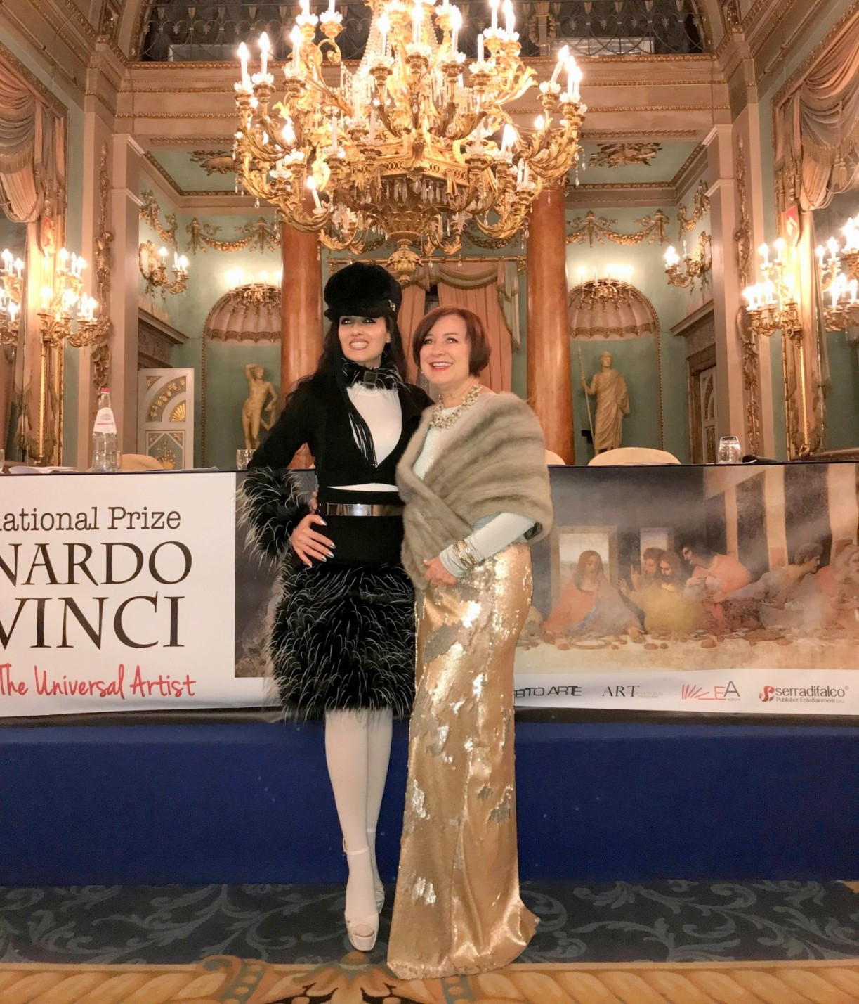 International Prize - Leonardo Da Vinci - The Universal Artist