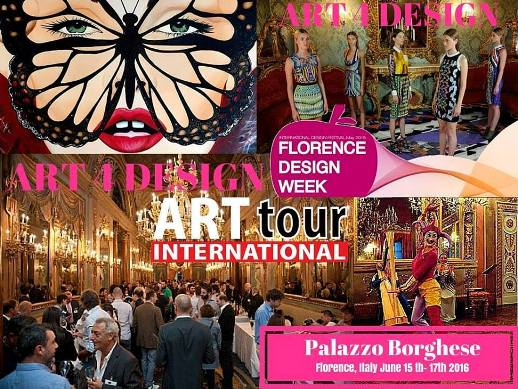 Florence Design Week - Pallazzo Borghese Firenze - Italy