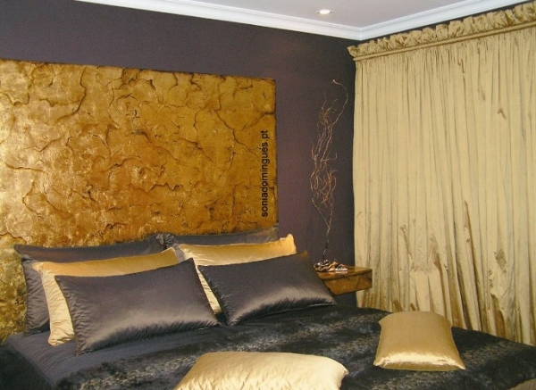 Suite - Treasure Map with Gold Leaf 1