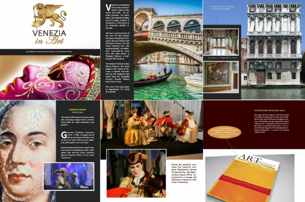 Venice in Art - International Casanova Award - Arts Lovers