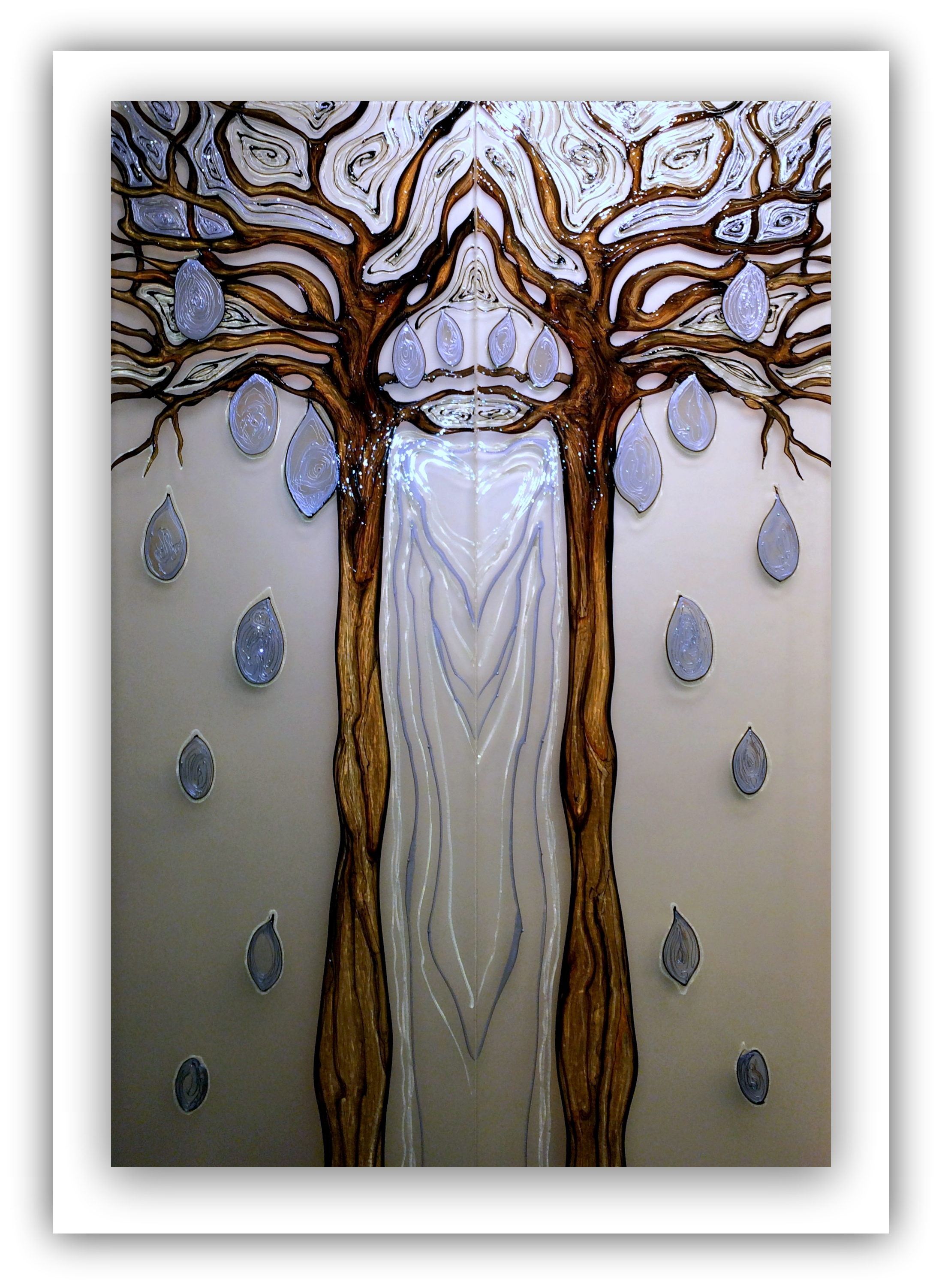 Stained Glass - Baobab