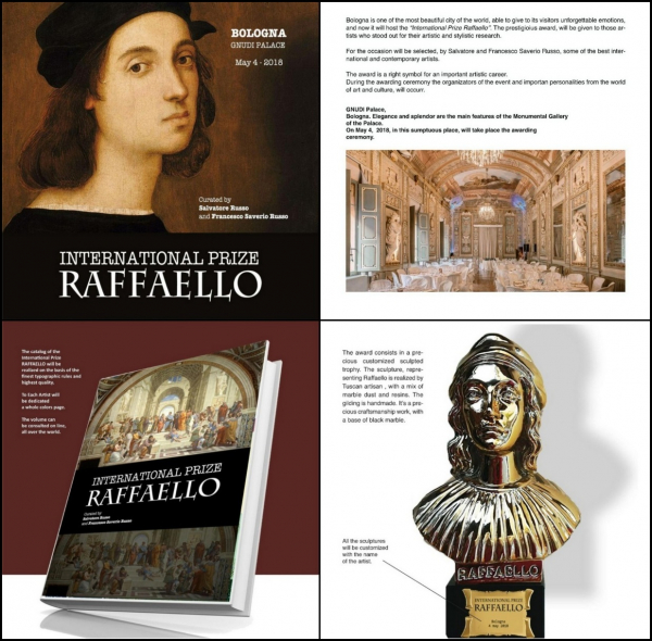 International Prize - RAFFAELLO