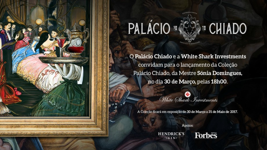 Palácio Chiado Collection - Exhibition - Lisbon