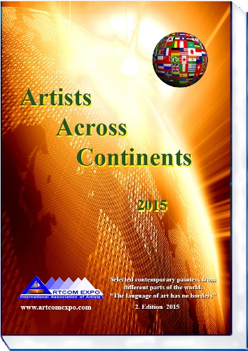 Oslo - Norway & Book Launch - A.Across Continents - Creativity Medal