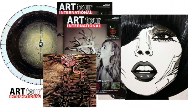 Winter Edition - 2019 - ArtTour International